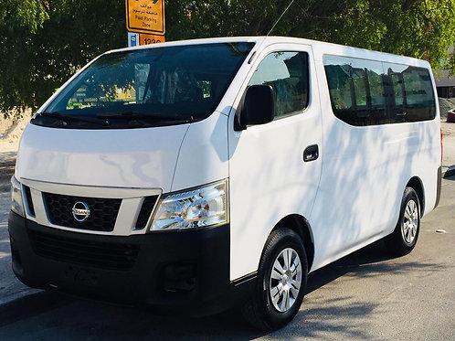 Nissan Urvan 2015  Passenger 13 seat Very clean and good condition