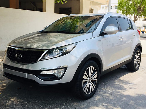 Kia Sportage 2016 model without any payments