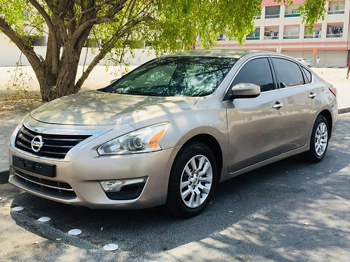 Nissan Altima 2015 model without any payments
