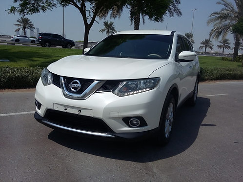 Nissan Xtrail 2016 model without any payments
