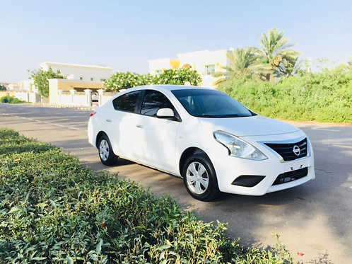 Nissan Sunny SE 2017 model mid option without any payments