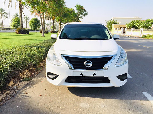 Nissan Sunny 2017 model in 0%down payments Option
