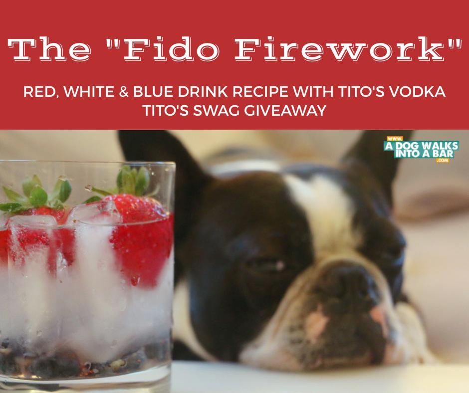Free drink recipe download with tito's vodka