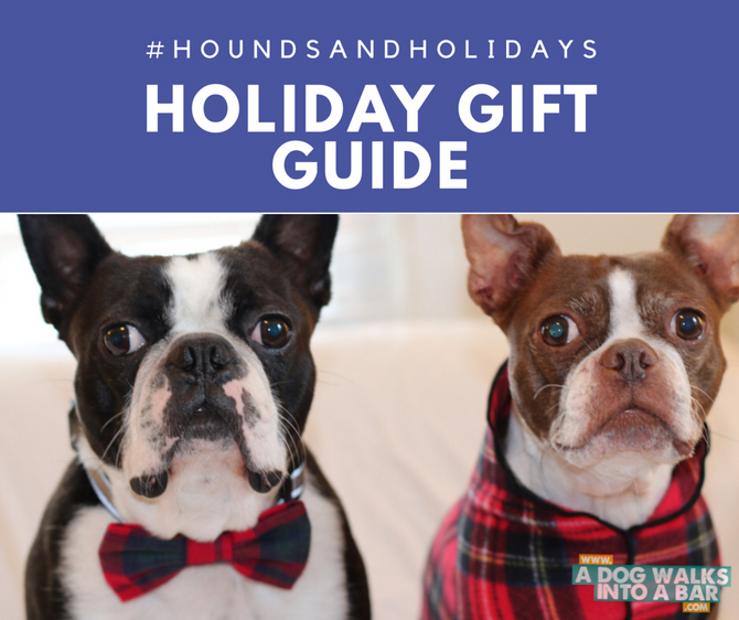 Holidays, Hounds and Hot Buys Exclusive Gift Guide and Giveaway