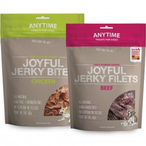 Enter to win Honest Kitchen Joyful Jerky Dog Treats