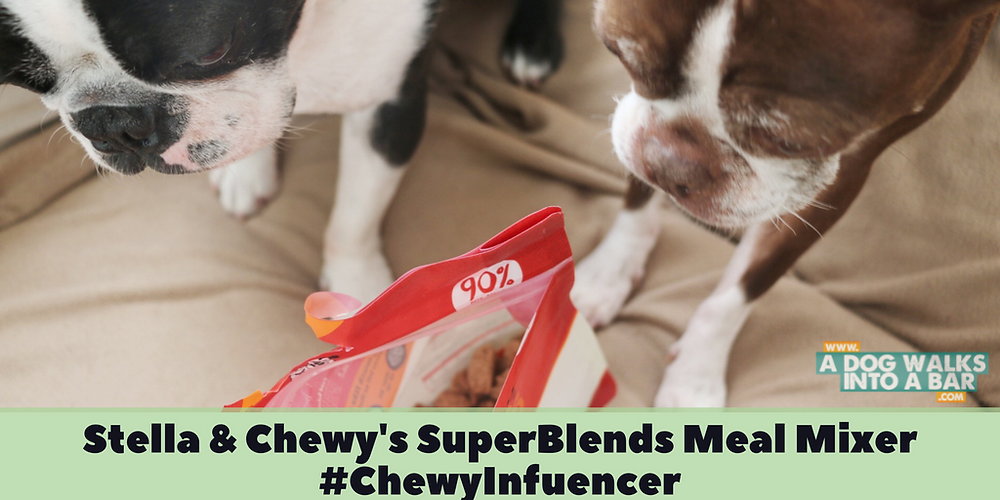 Stella & Chewy's SuperBlend Meal Mixers from Chewy