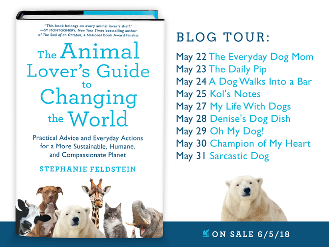Overview of The Animal Lover's Guide to Changing the World and Giveaway