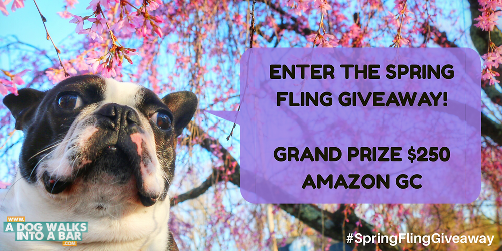 Spring Fling Giveaway with nine other bloggers