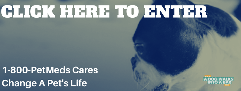 Enter the 1-800-PetMeds Change a Life Contest
