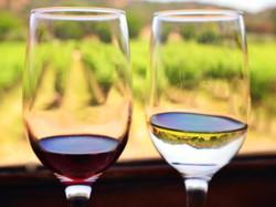 Facebook - Tasting on wine train #trafalgarinsider