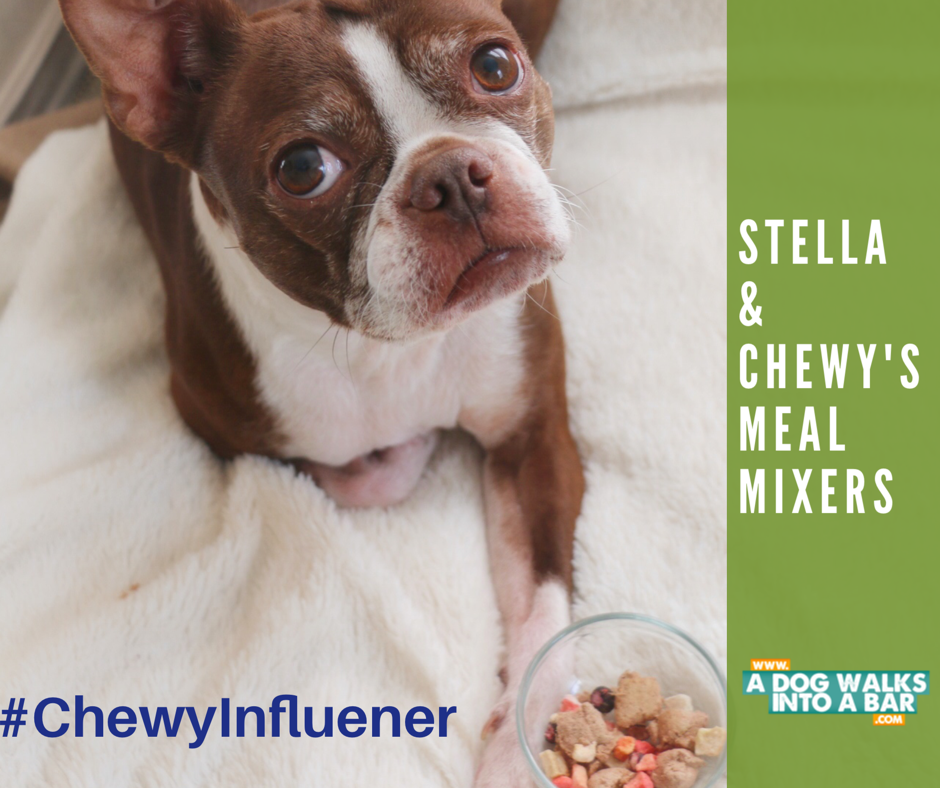 Stella & Chewy's Meal Mixers from Chewy
