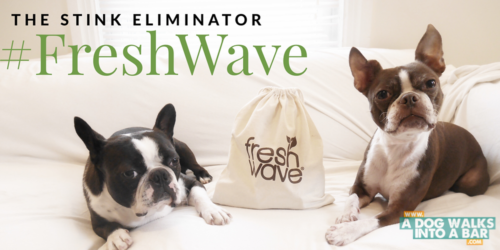 Fresh Wave has helped us to be less stinky