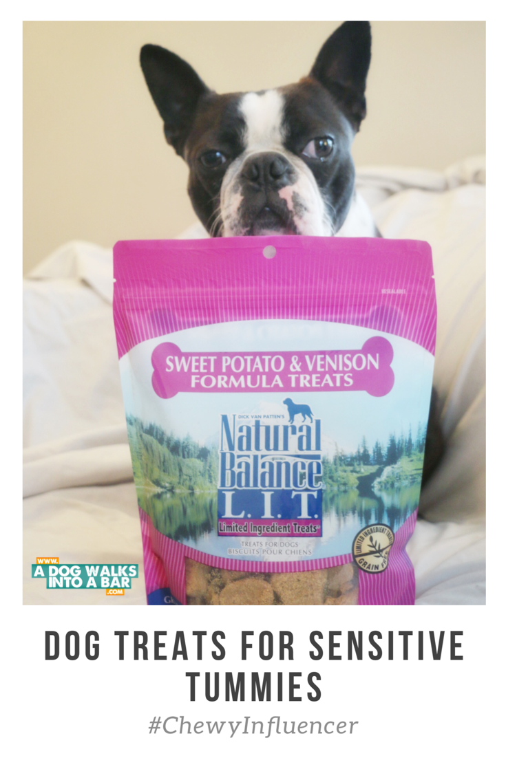 Natural Balance Treats from Chewy