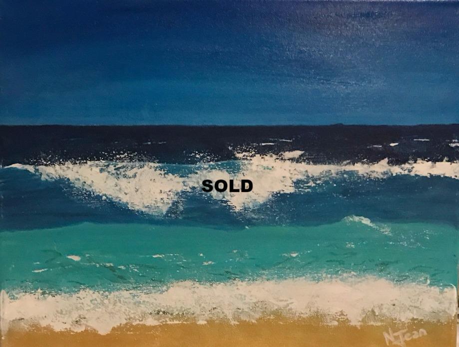 SOLD Life's A Beach