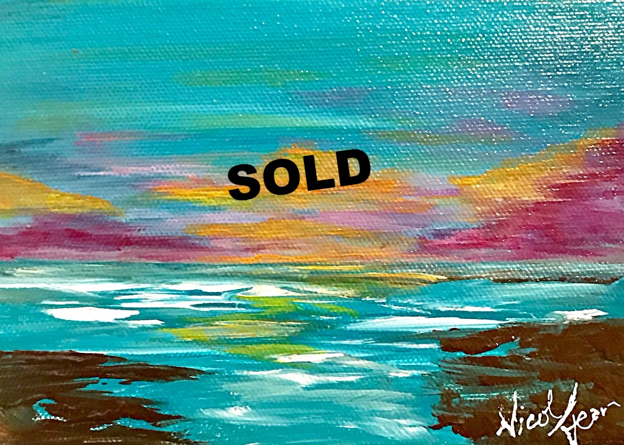SOLD Untitled #63