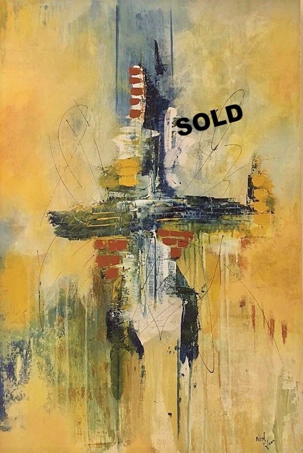 Sold Breaking Barriers  #54