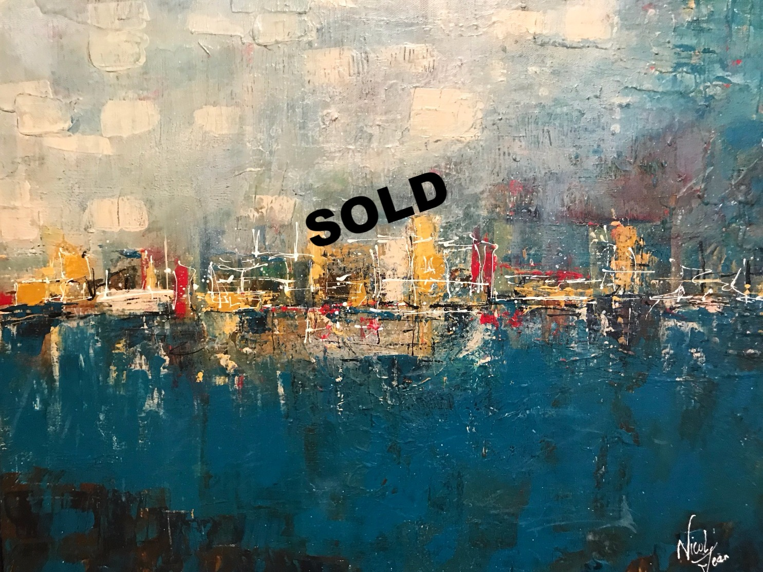 SOLD Away From Home
