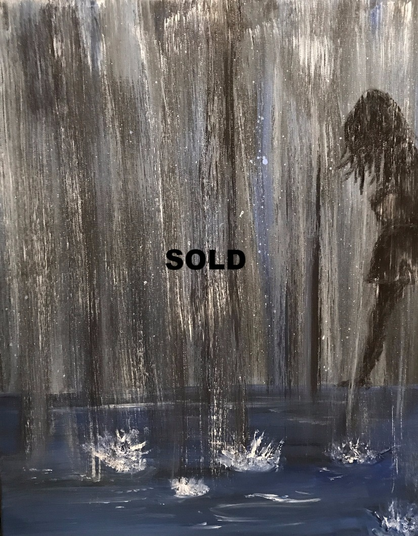 SOLD Drained