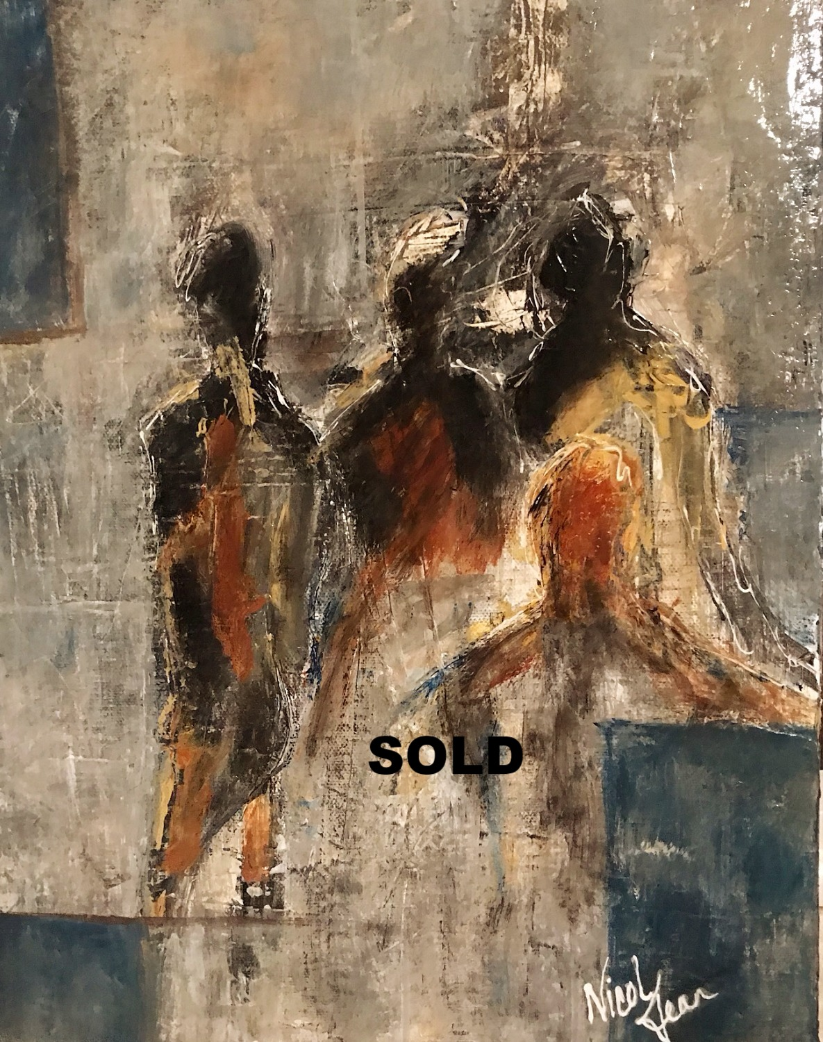 SOLD I Got You
