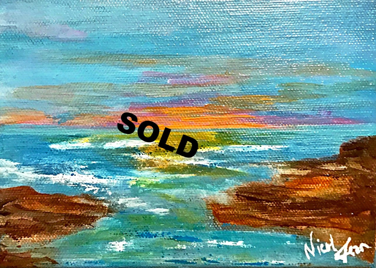 SOLD Untitled #62