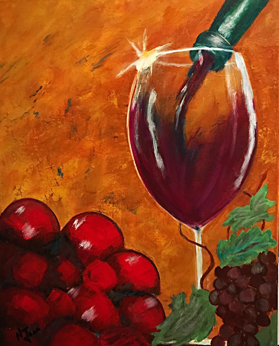 Wine Time  #15