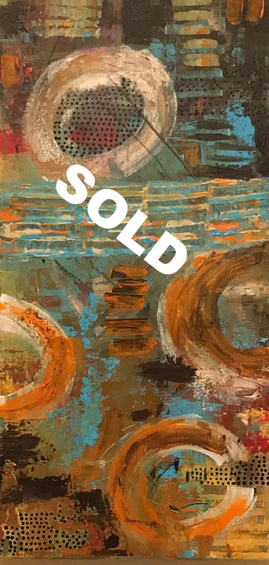 SOLD Untitled #50