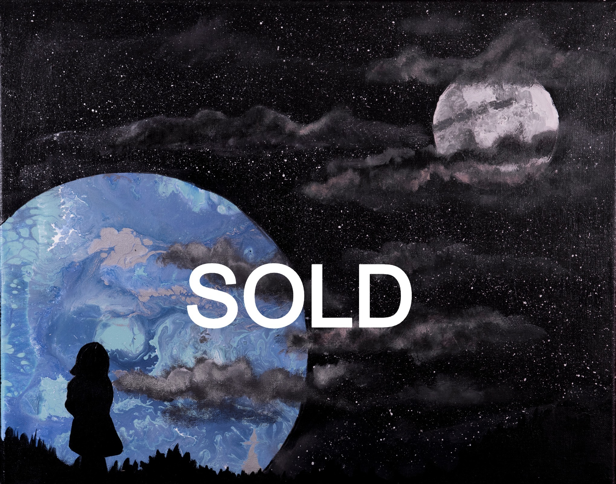 SOLD Not Alone
