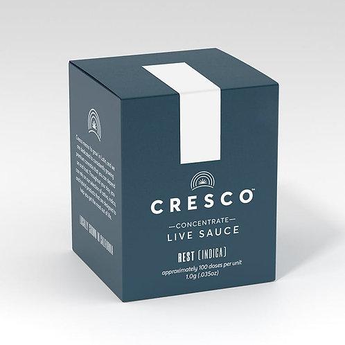 Cresco Labs Live Sauce - Lime Sorbet