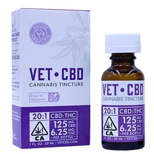 Vet CBD Pet Tinctures