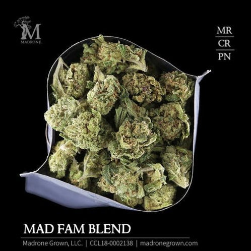 Madrone Half-oz (14g) MadFam Blend