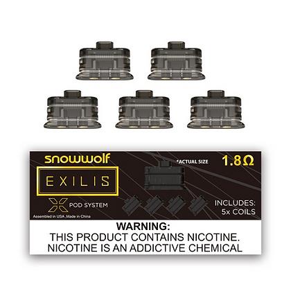 Sigelei Snowwolf Exilis Coils