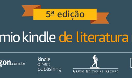 5° Prêmio Kindle de Literatura - Amazon anuncia os júris