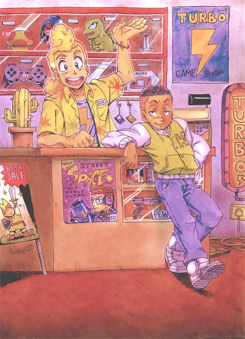 Turbo Game Shop