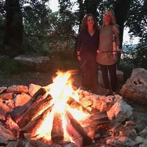 Fire Ritual & Marshmallows 🔥 ~ am Tag d