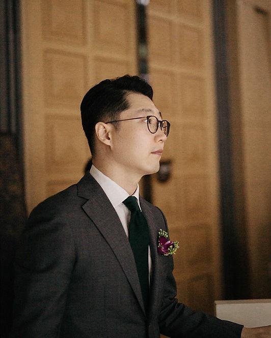 스티븐 아나운서 부산 주례 없는 결혼식