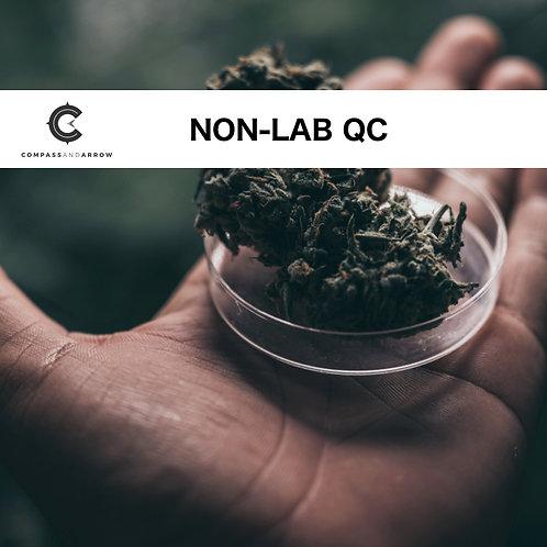 [CA RETAIL & DELIVERY] Non-Lab QC