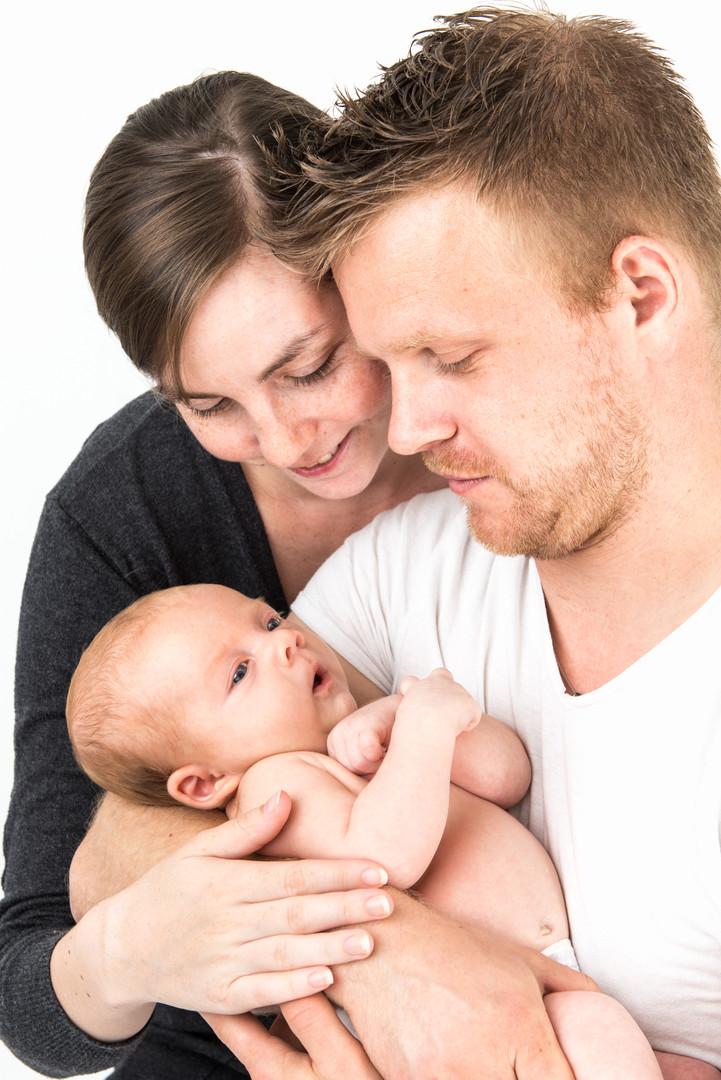 Mette, Jonas og Liam Kofoed