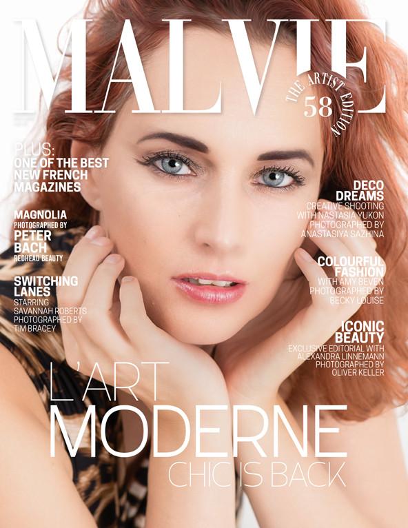 Publikation: Malvie