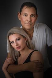 Sarina Zabell og Anders T. Nielsen