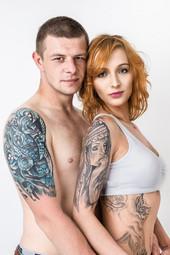 Paula og Konrad Sabat