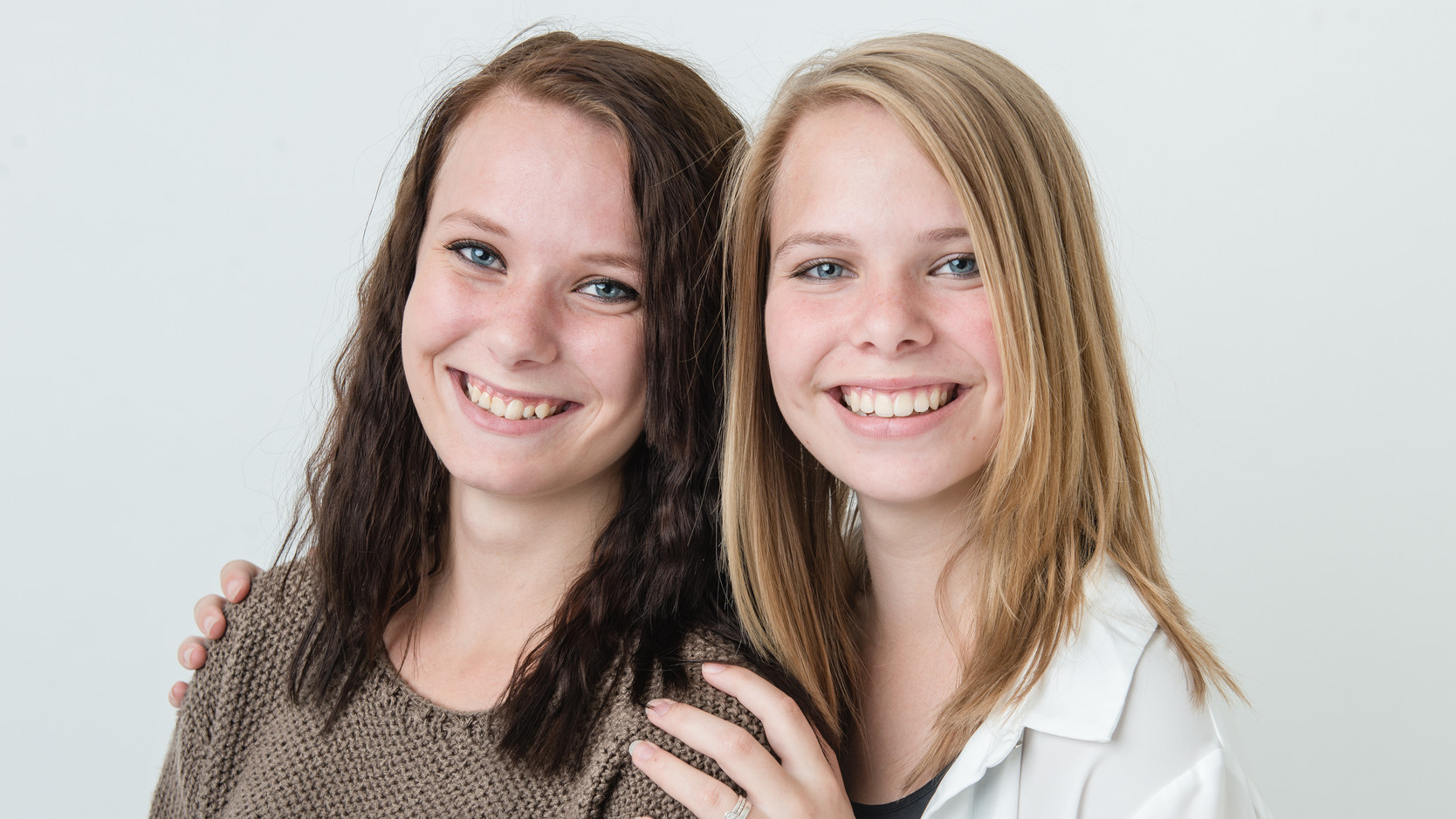 Camilla Ebberup og Cecilie Madsen