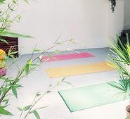 Sommer Yoga Veranda
