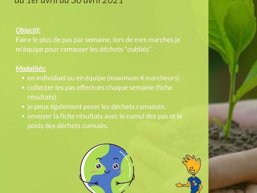 Défi Marche-santé En Occitanie