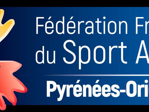 Les danseuses de l'Association Sport Adapté Saint-Estève participent au Challenge National !
