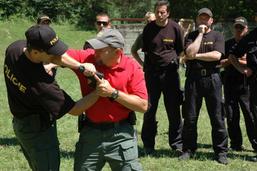 Obrana proti palné zbrani/střelecký výcvik