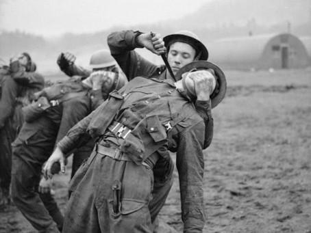 DEFENDU - systém boje zblízka britských Commandos