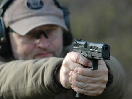 Výcvik v obranné střelbě – rady a typy jak na to!