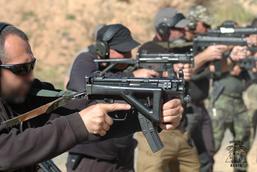 střelecký výcvik