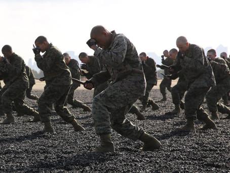 Bojové použití nože a dýky – část IV.        Různé styly, školy a systémy - Military