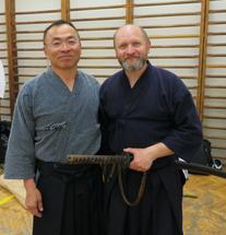 Sensei Matsuba